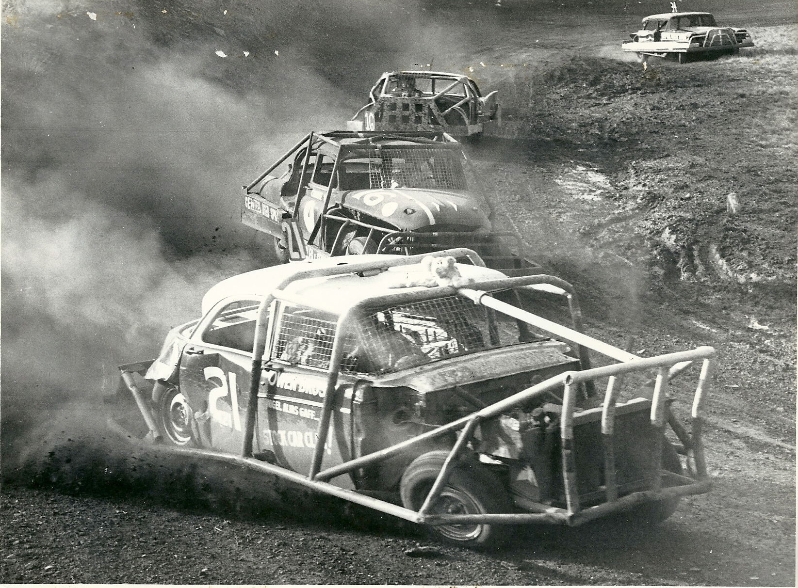 File Stock Car Racing Roy Hesketh Circuit Pietermarizburg South