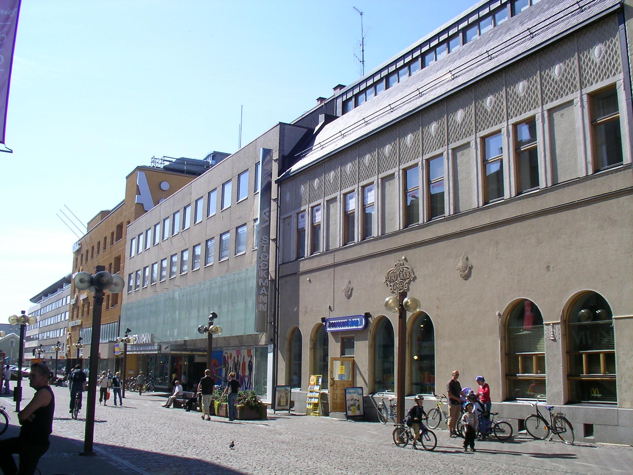 Oulu Rotuaari
