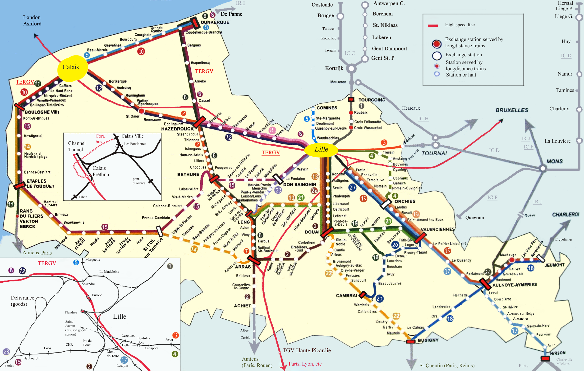 File ter map nord pas de calais wikimedia commons - Tables decennales pas de calais ...