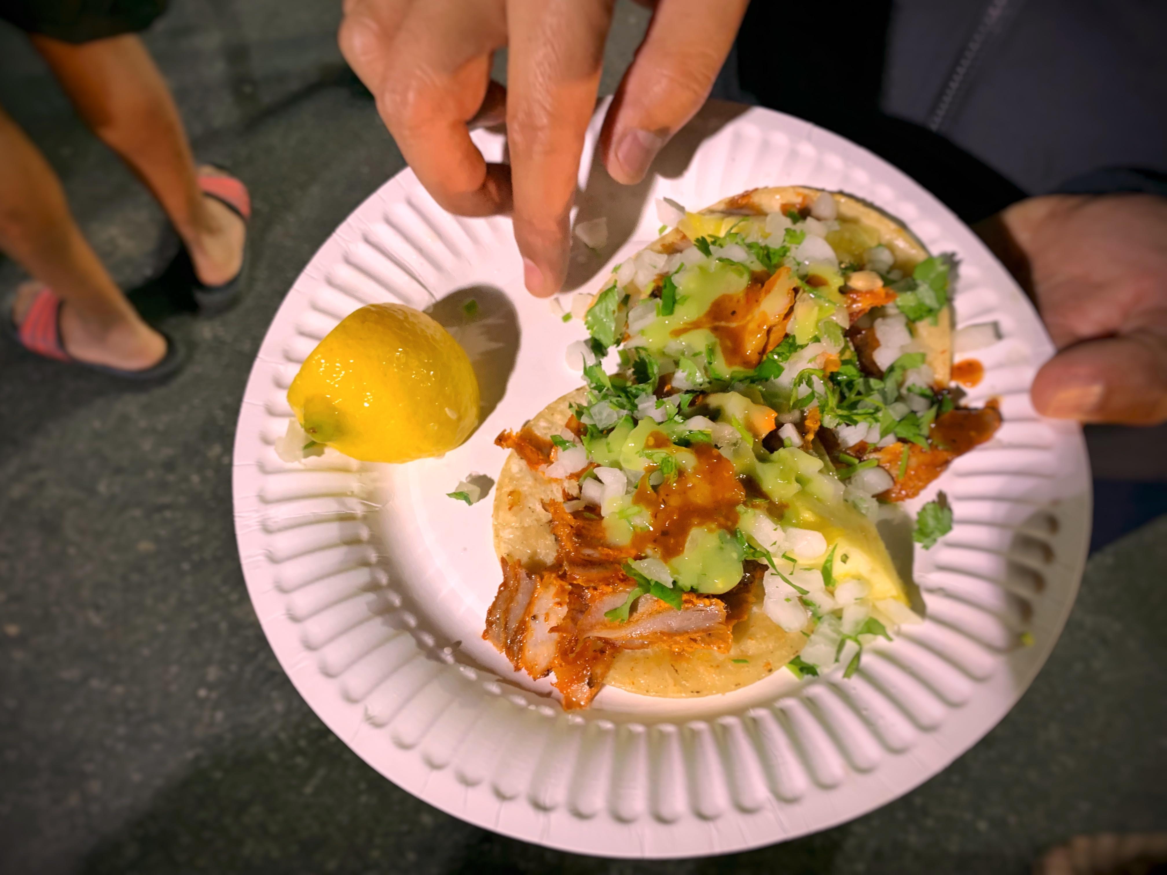 Tacos al pasto