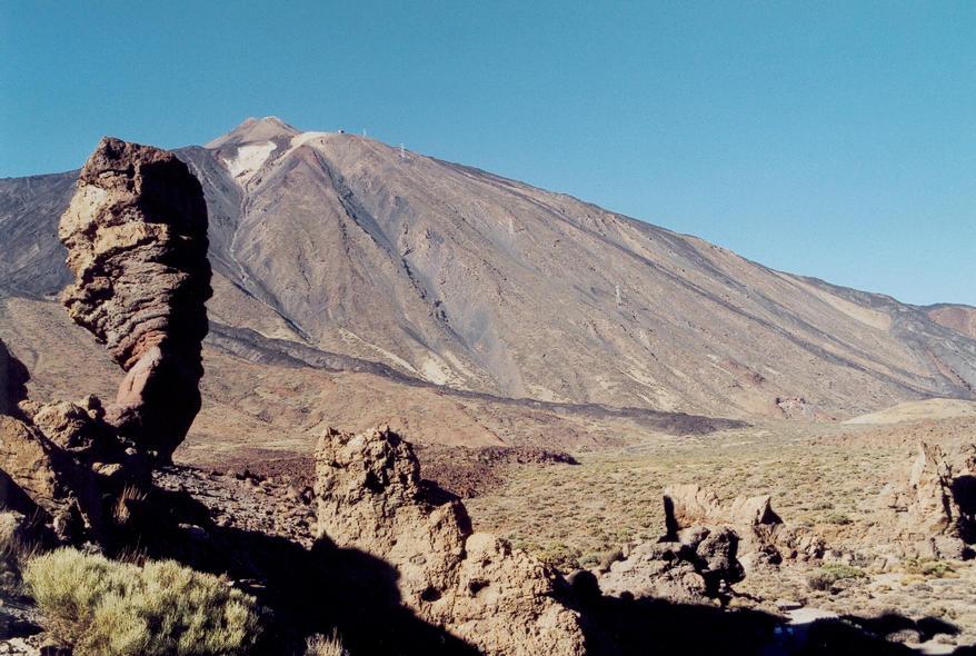 Parco nazionale del teide wikipedia for Las rocas tenerife