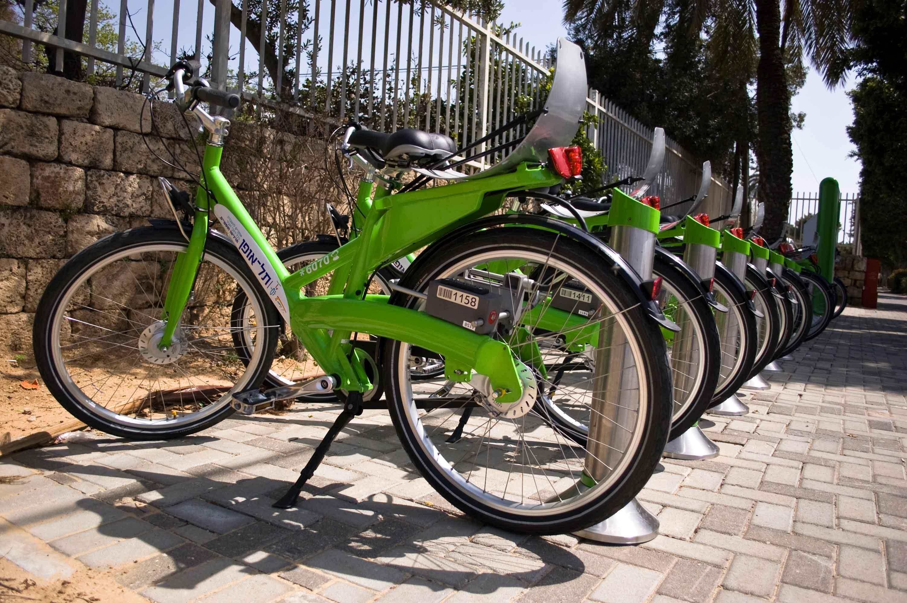 Bike Rental In Tel Aviv Lifestyle Israel Sothebys International
