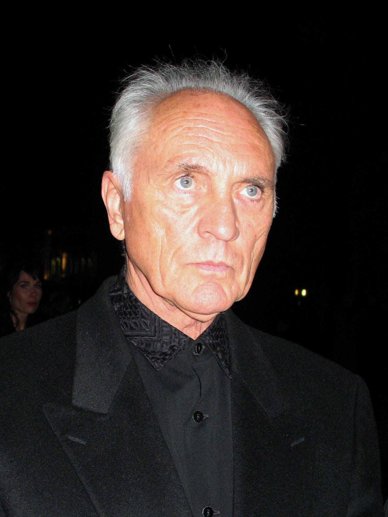 Photo Terence Stamp via Opendata BNF