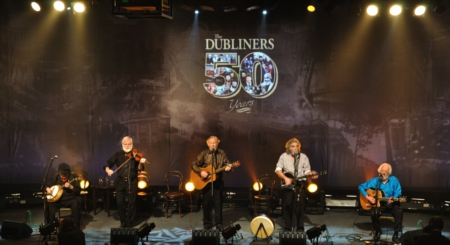 The Dubliners are one of the greatest Irish bands of all time.