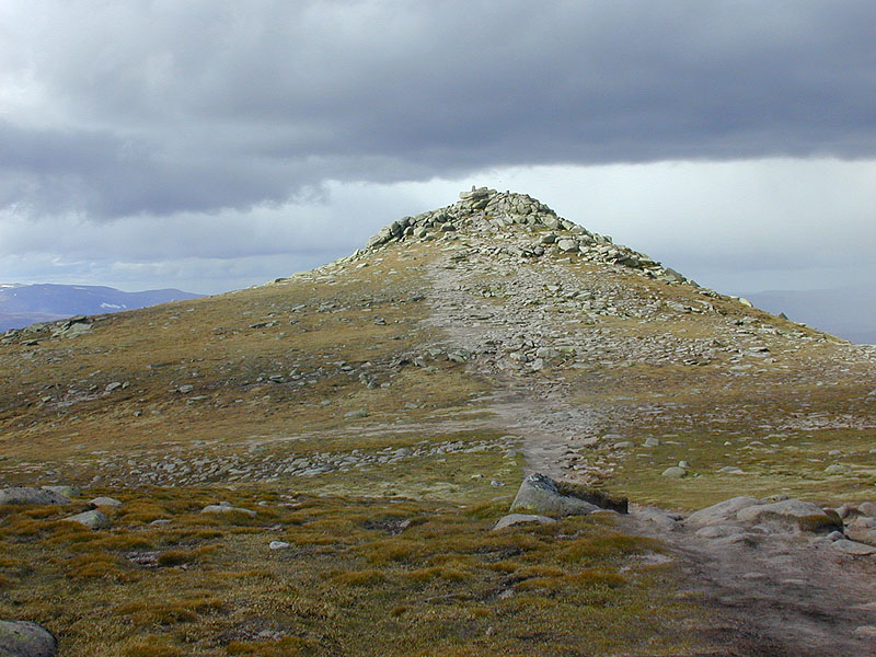 The summit of Lochnagar - geograph.org.uk - 498984
