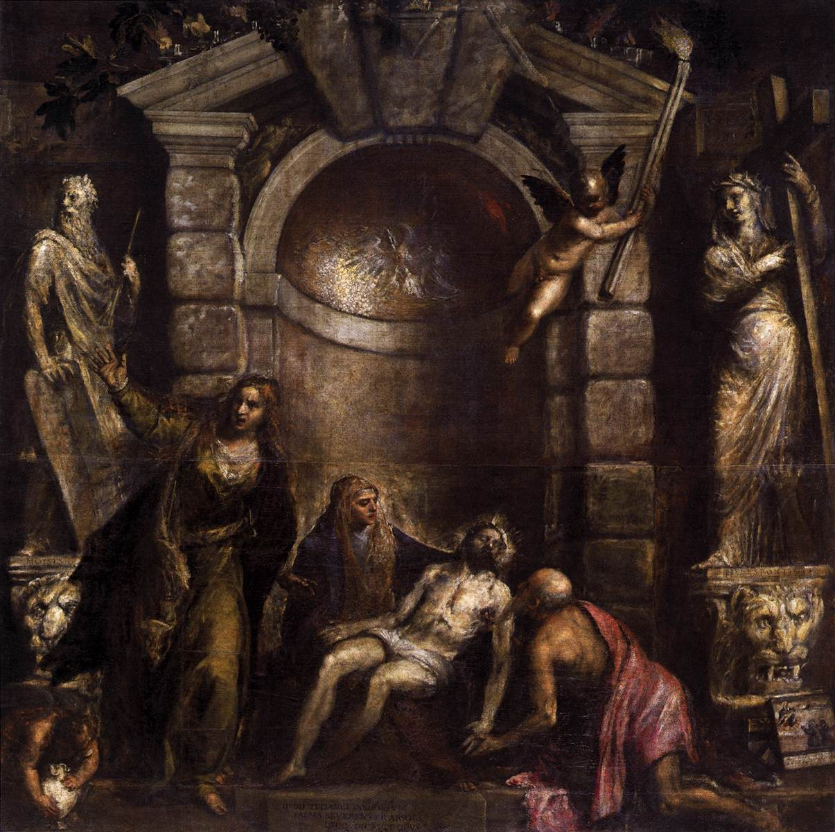 The Last Days Titian