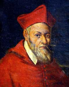 Tolomeo Gallio Catholic cardinal