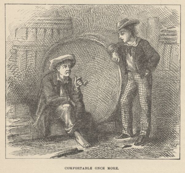 tom sawyer chapters 25 35 Analysis: chapters 32-35 as in the early chapters of the novel, tom sawyer again serves as a foil to huck in these chapters brash, unconcerned with others, and dependent on the authorities of romantic adventure novels, tom hatches a wild plan to free jim.