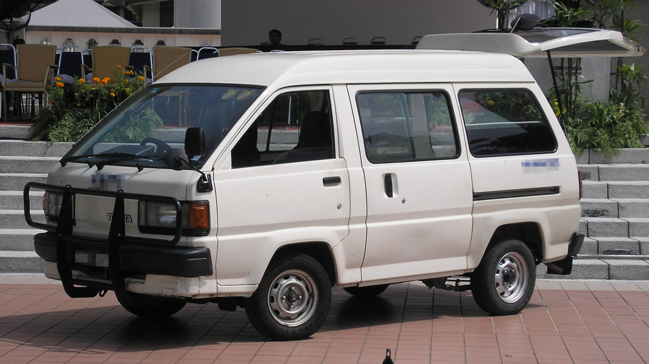 Pictures Of Toyota Liteace