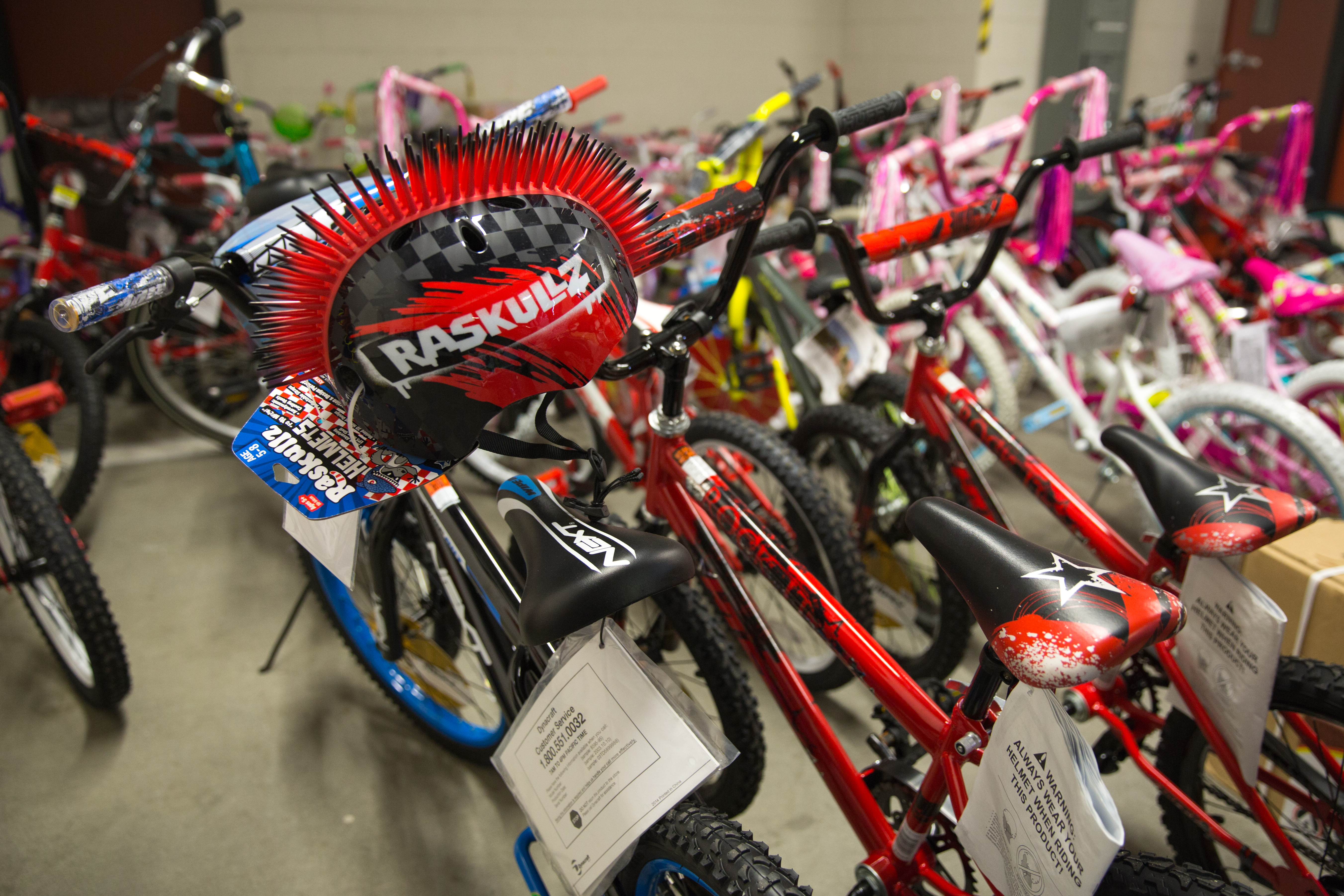 File:Toys for Tots sorting in North Charleston (15902193150