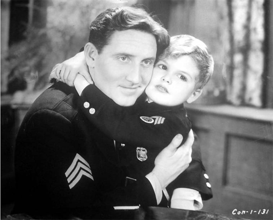 Avec Spencer Tracy, dans Disorderly Conduct (1932)