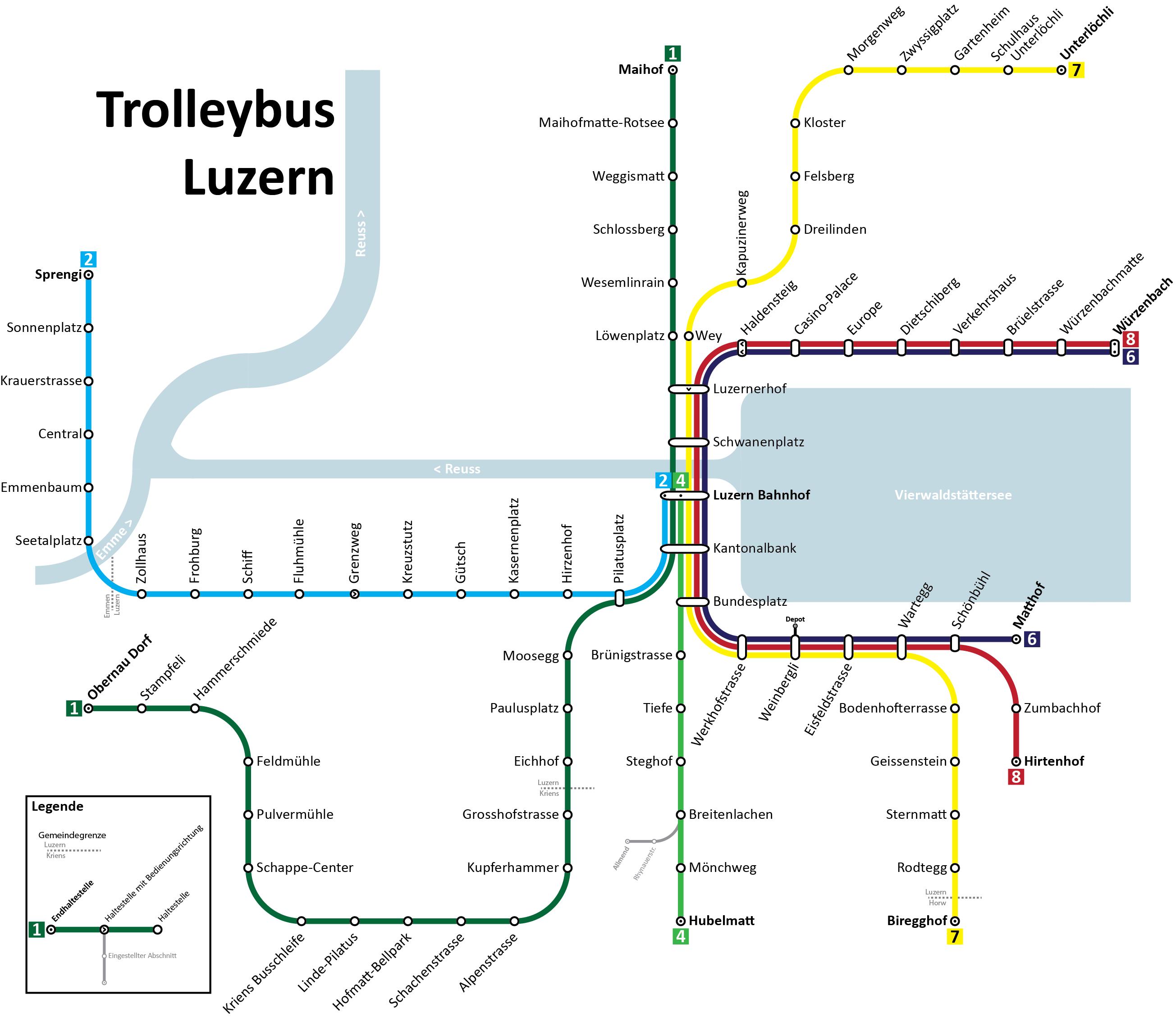 Datei Trolleynetz Luzern 2012 Png Wikipedia