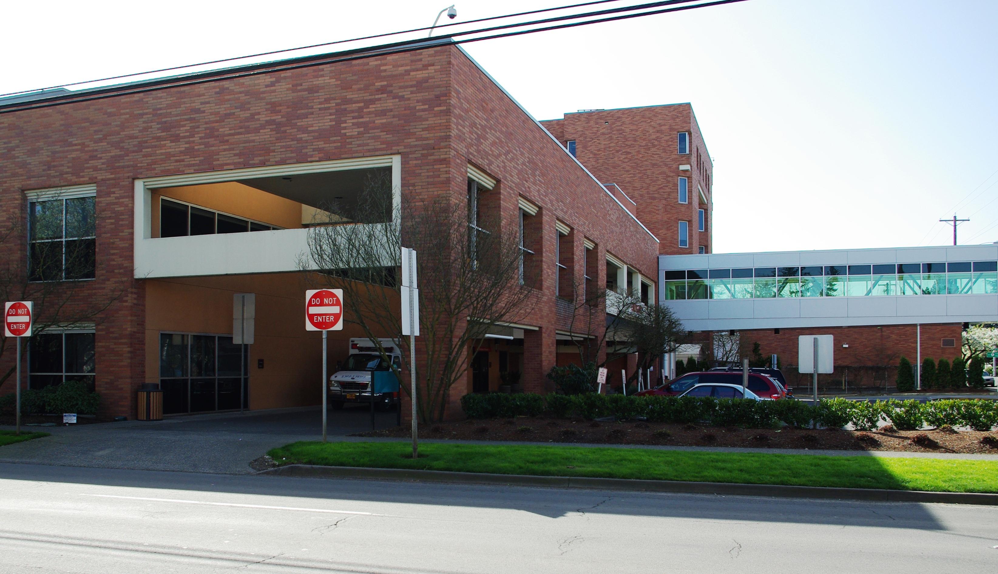 Tuality Emergency Room Hillsboro