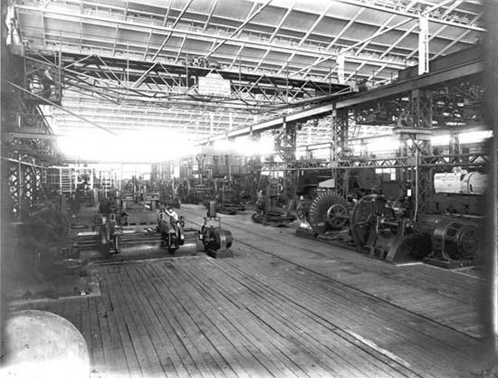 Ballarat North Workshops