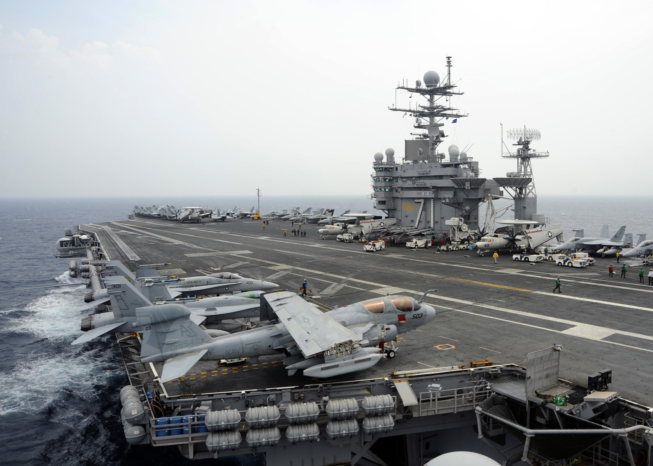 Air Craft Carriers Based In Mariana S Wwii