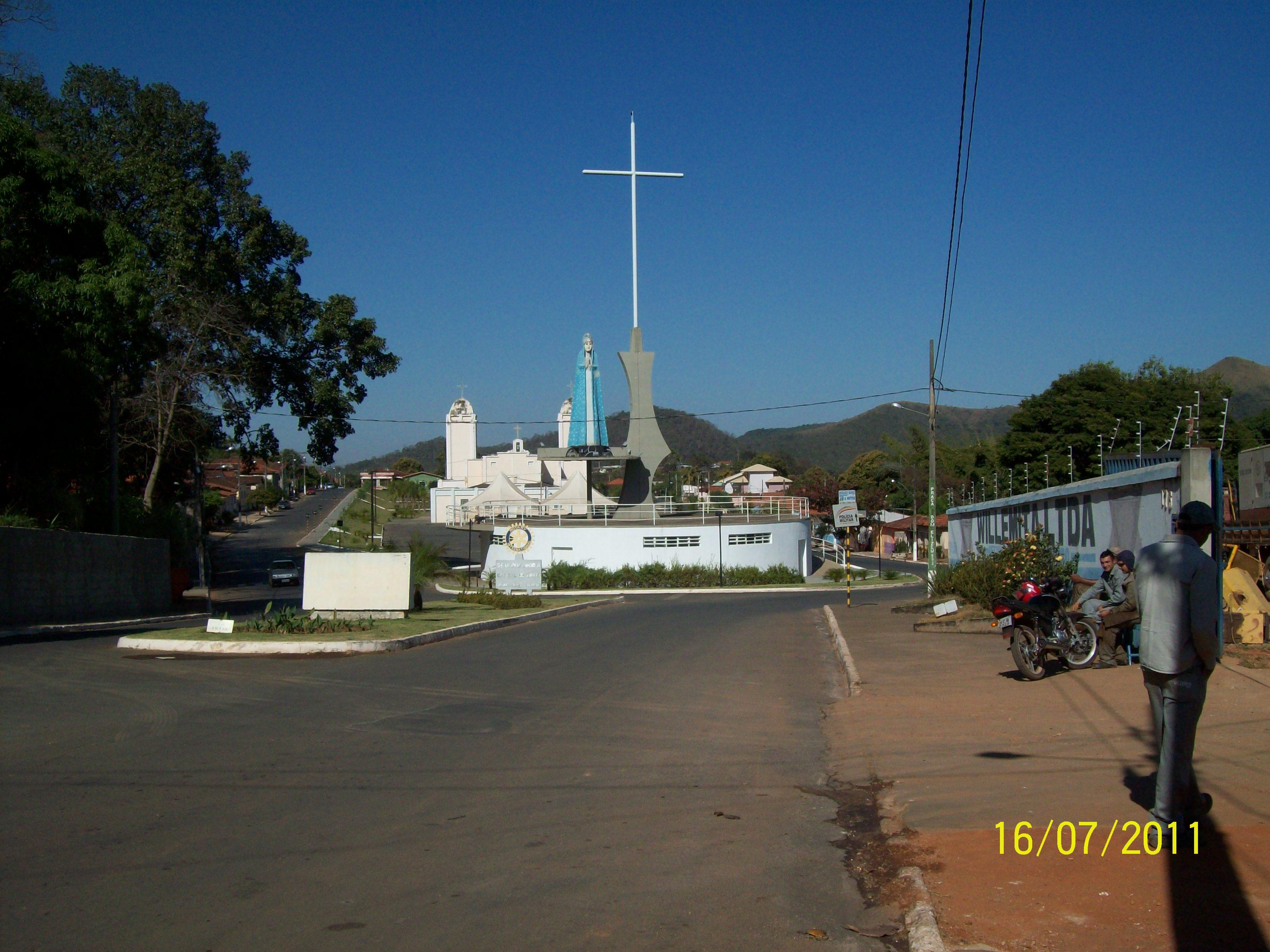 Vazante Minas Gerais fonte: upload.wikimedia.org