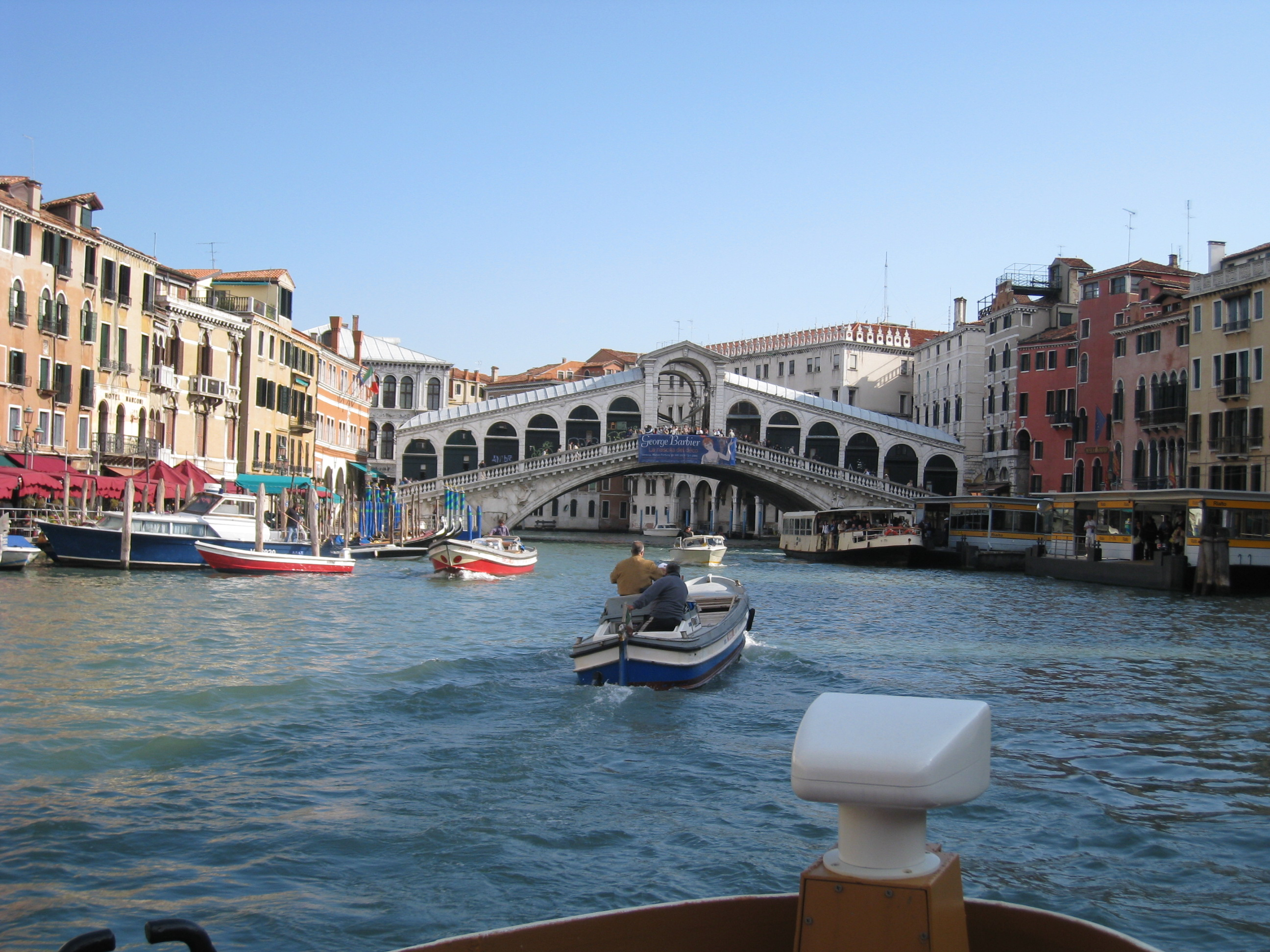 The Grand Canal Hotel