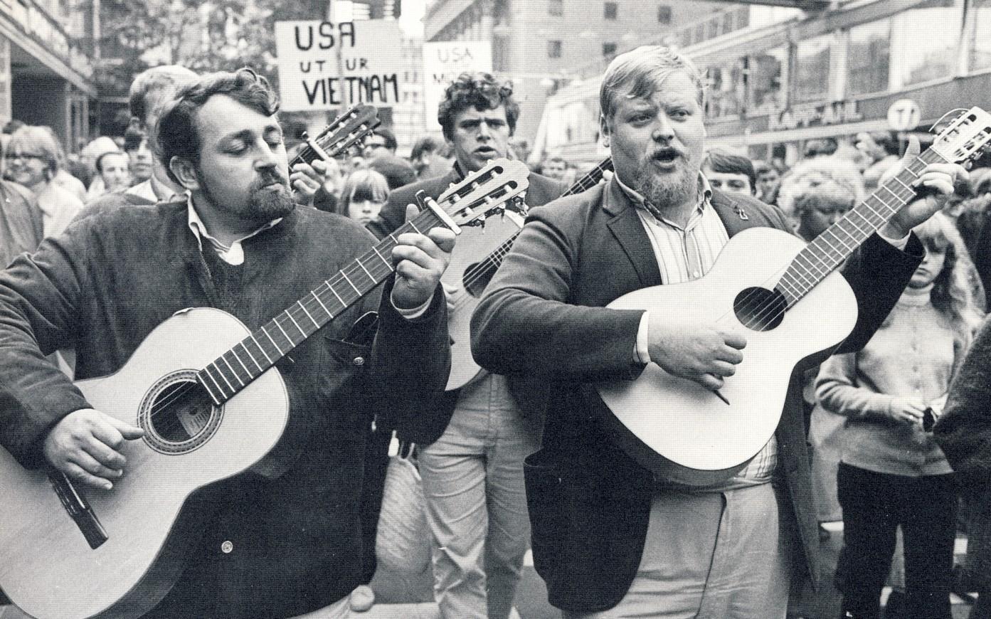 Wojna w Wietnamie a muzyka w Ameryce