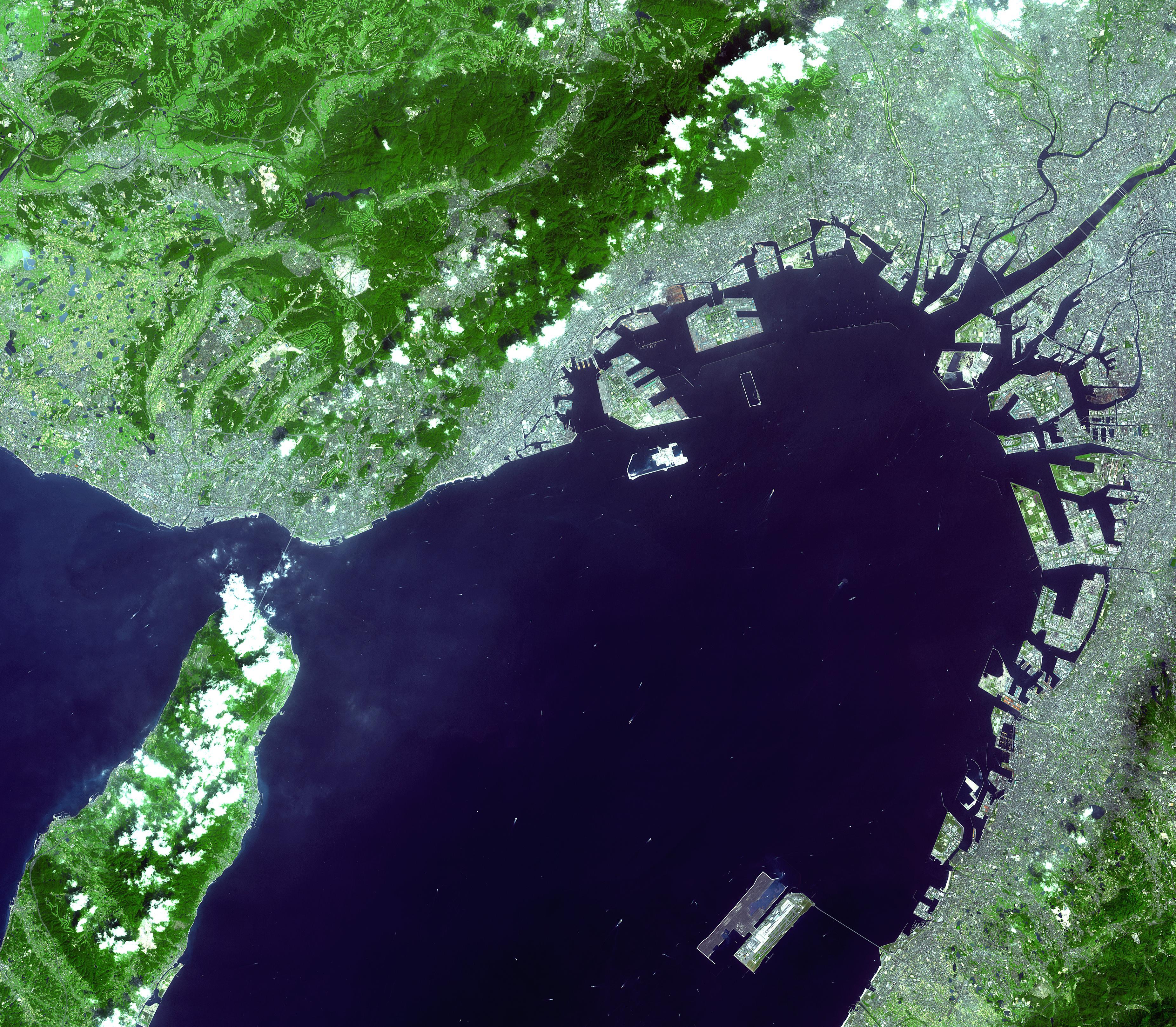 Bahía de Osaka
