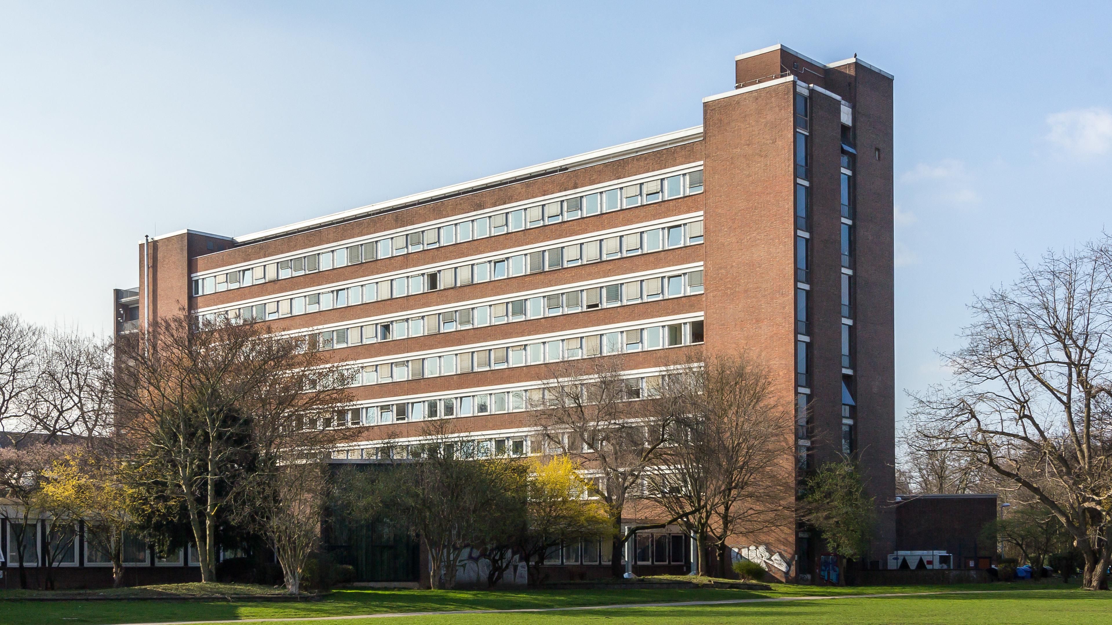 Gebäude Uni Köln