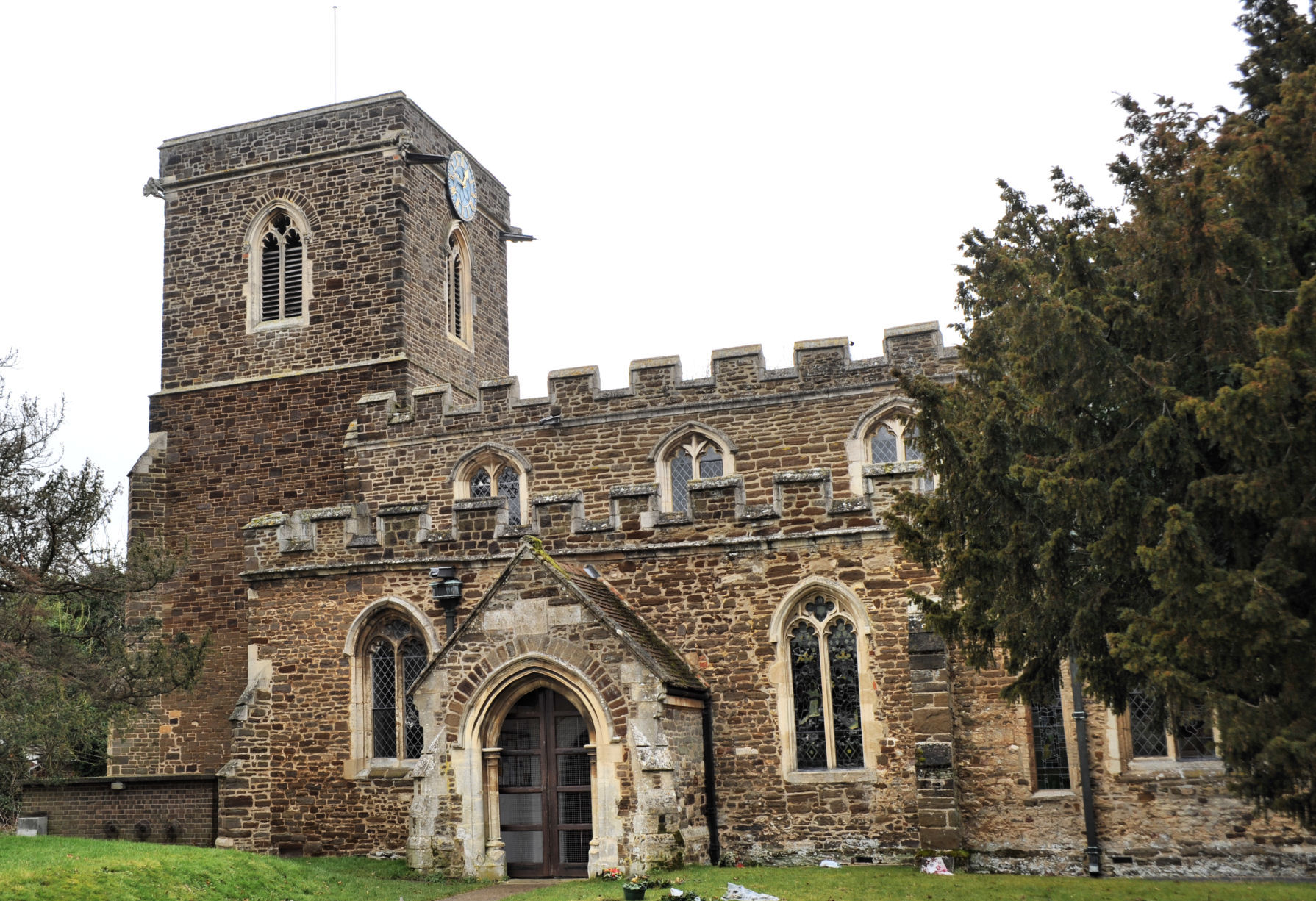 Wilstead All Saints Church, 2010.jpg