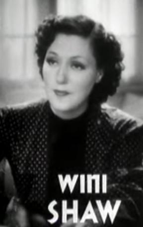 Wini Shaw - Wikipedia