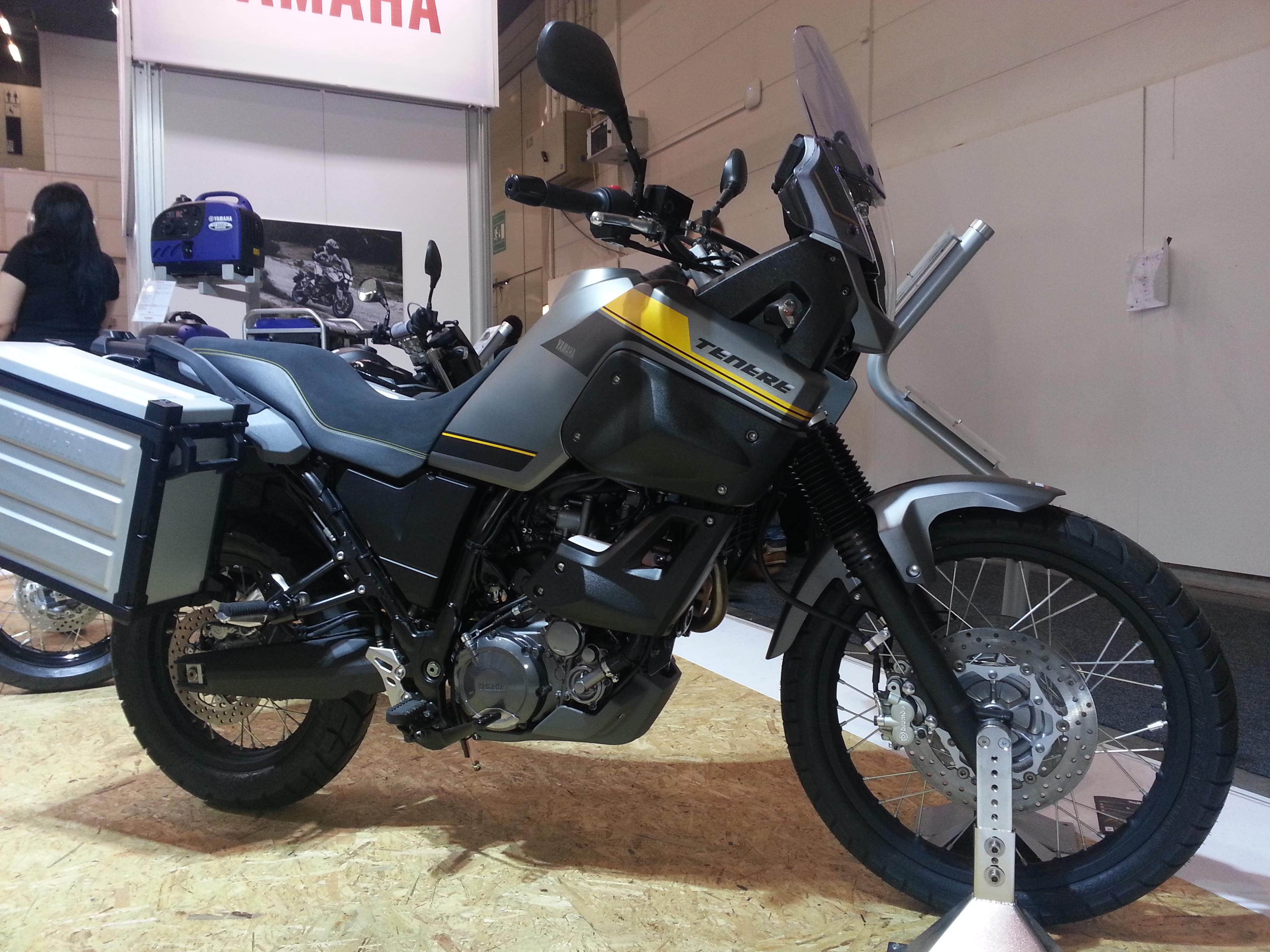 Yamaha Super Tenere Puig Crash Bars