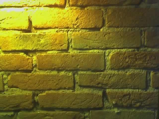 File:Yellow brick wall.JPG