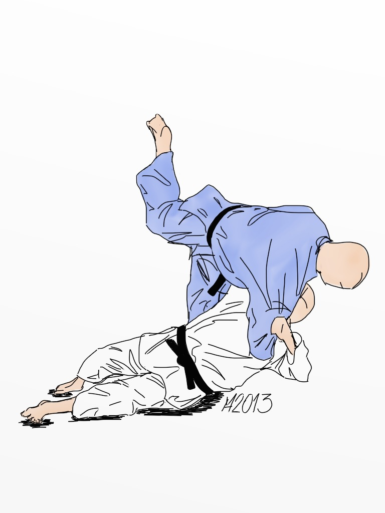 judo sacrifice throws