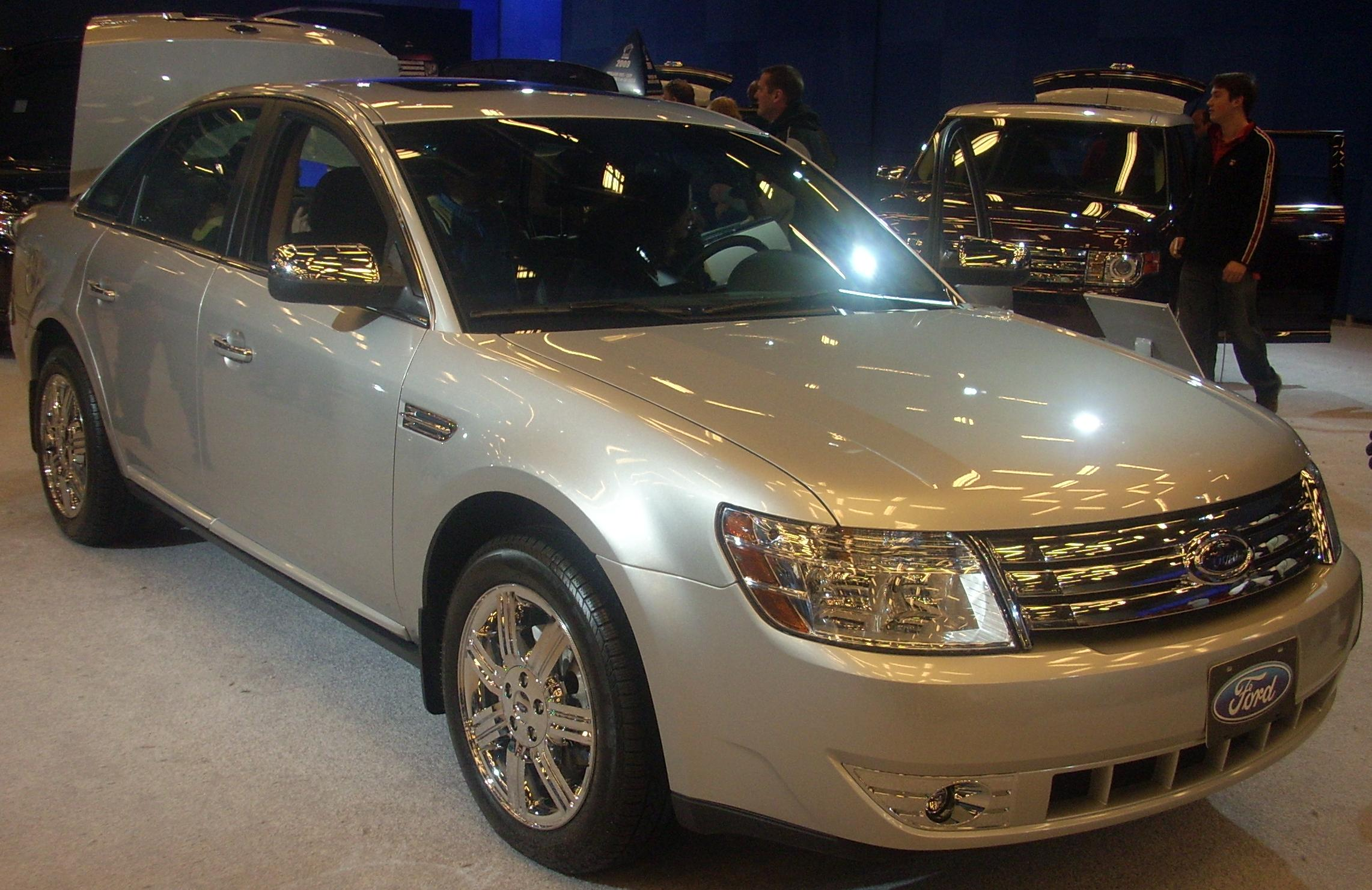 File09 ford taurus limited mias