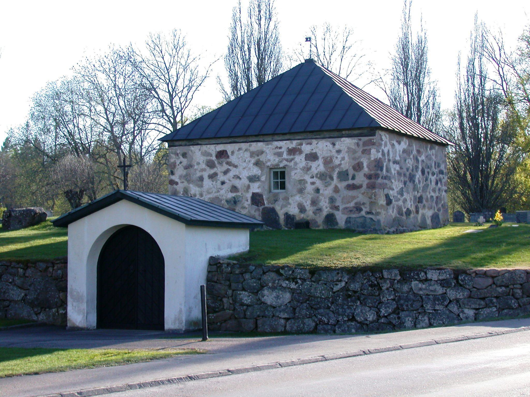 Fil:lghult church Uppvidinge Sweden hayeshitzemanfoundation.org Wikipedia
