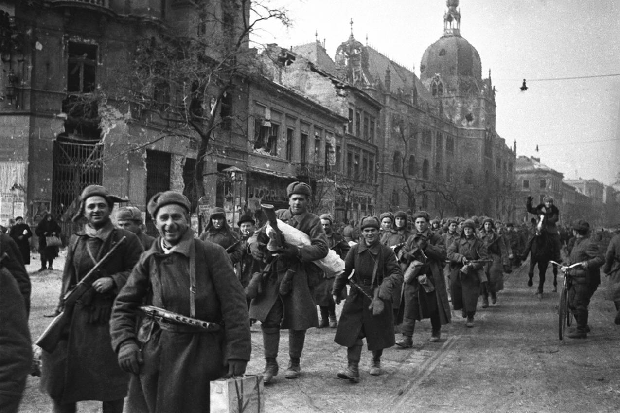 Assedio di Budapest - Wikipedia