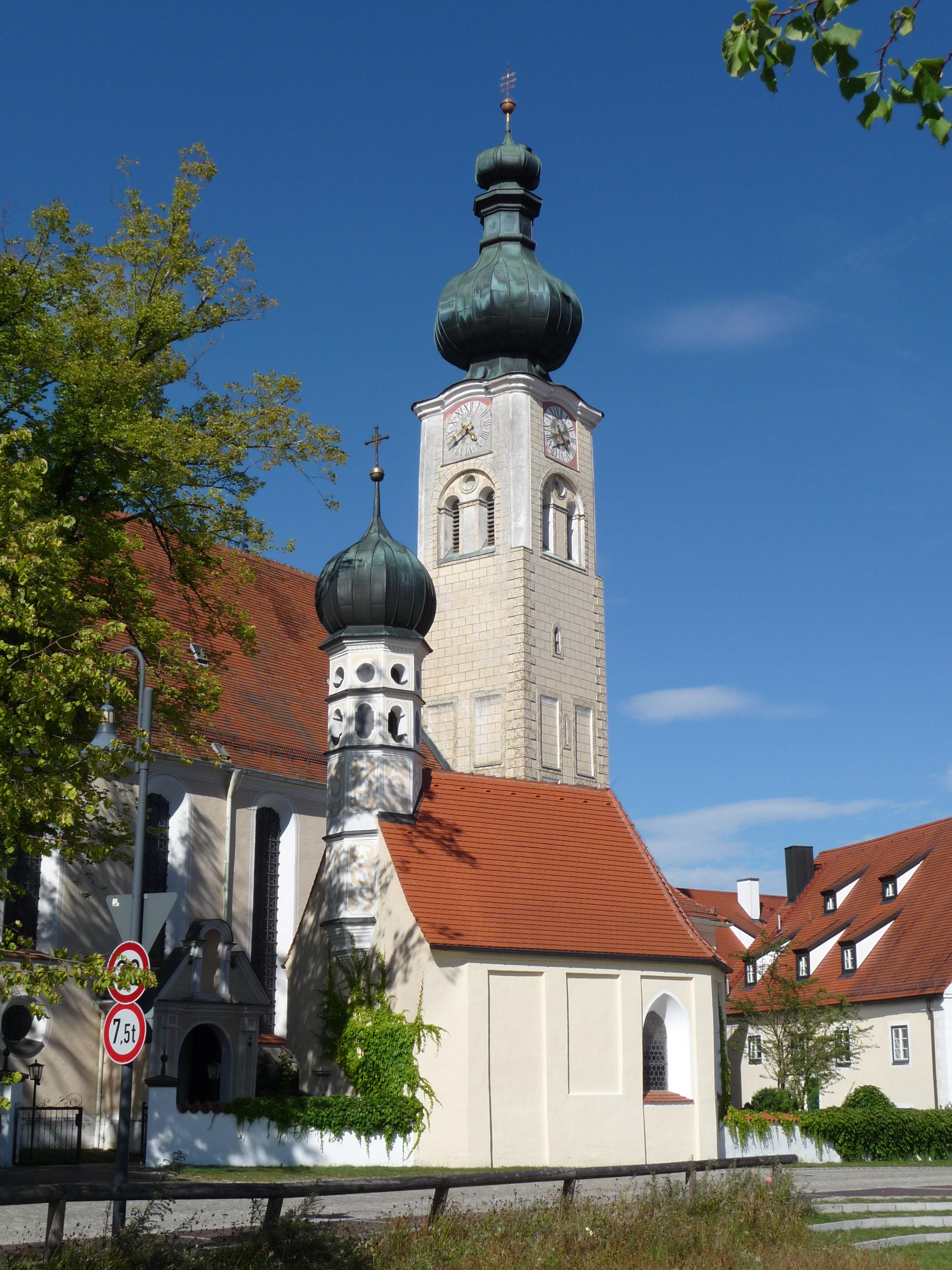 Wallfahrtskirche Maria Thalheim