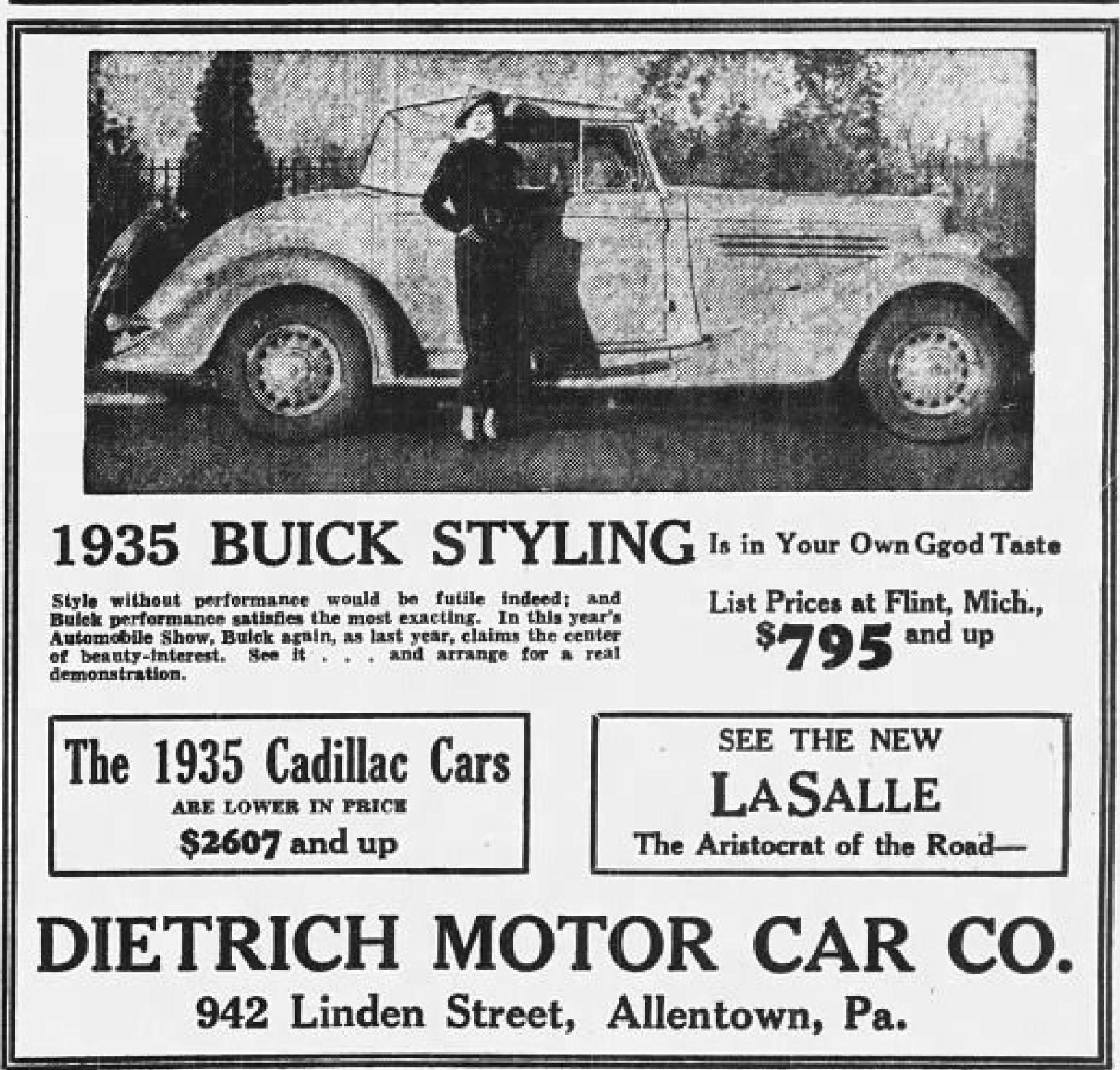 File Dietrich Motor Car Company Jan MC Allentown PA - Car show allentown pa