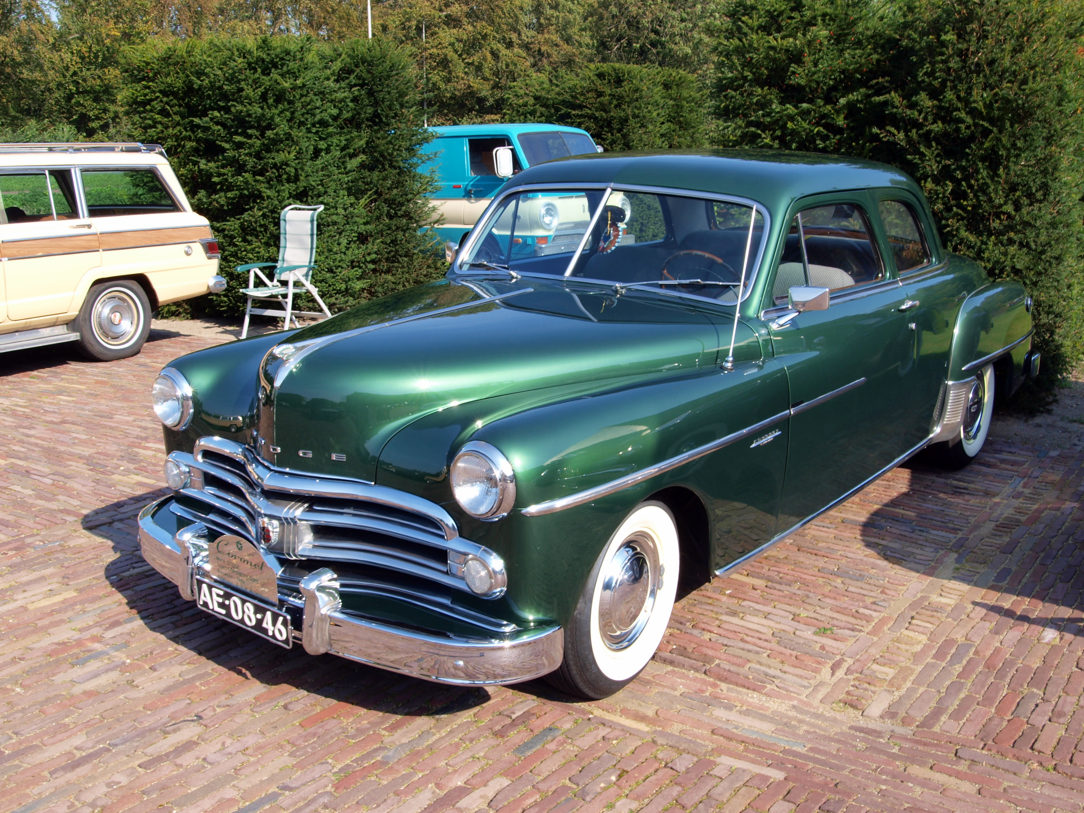 File 1950 Dodge Coronet Photo 4 Jpg Wikimedia Commons