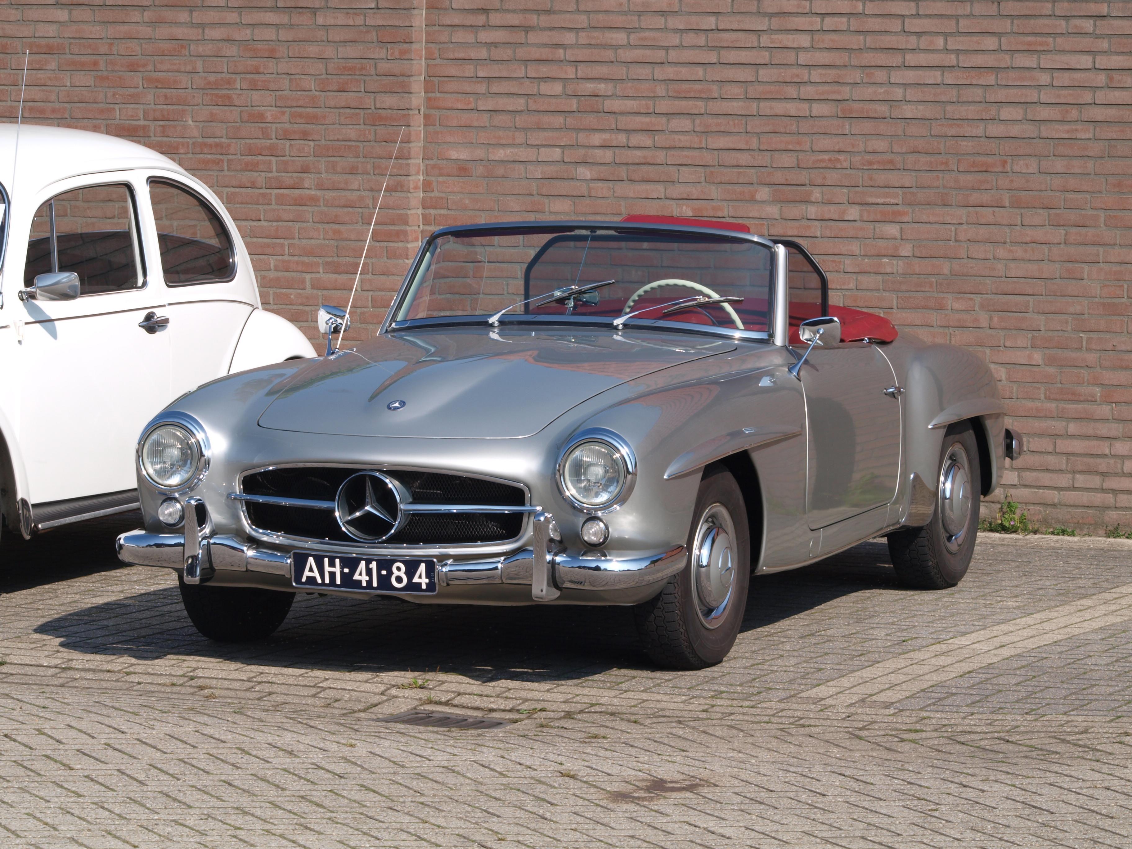 1959 MercedesBenz