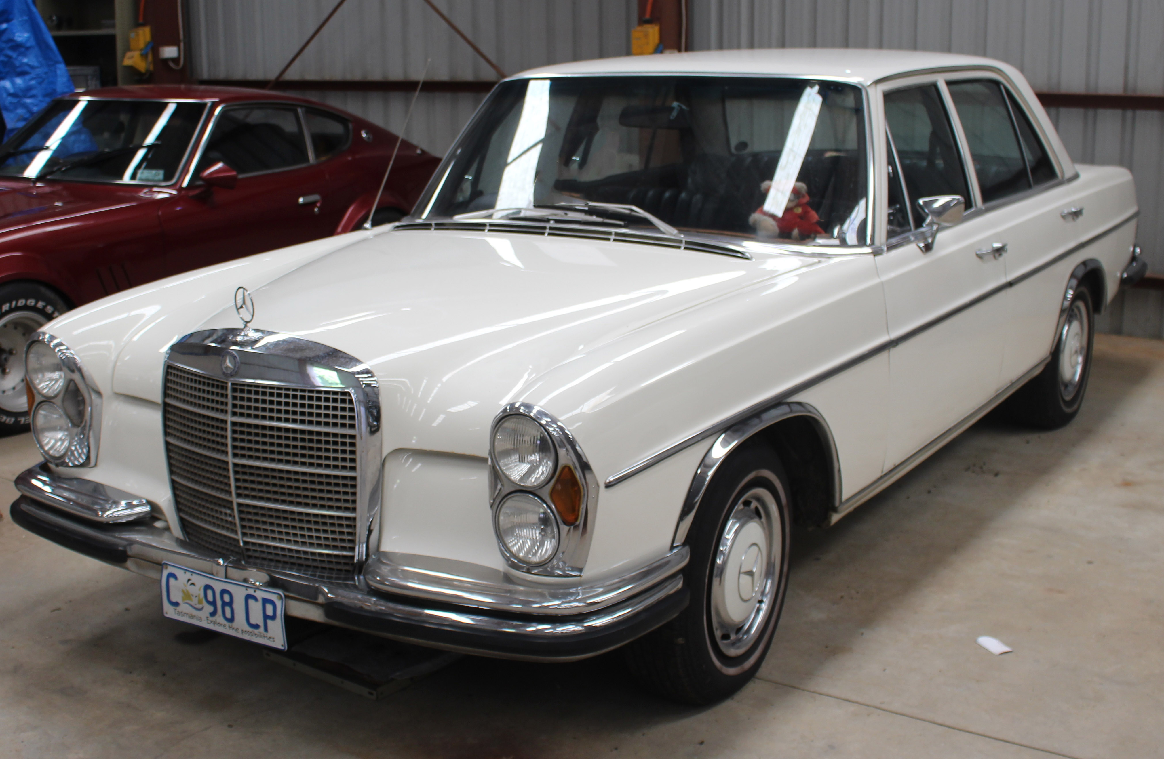 File 1971 mercedes benz 280 se w 108 sedan 2014 12 28 for Mercedes benz 108