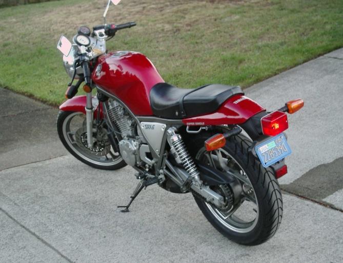Yamaha Srx  Big Boy Spring Kit
