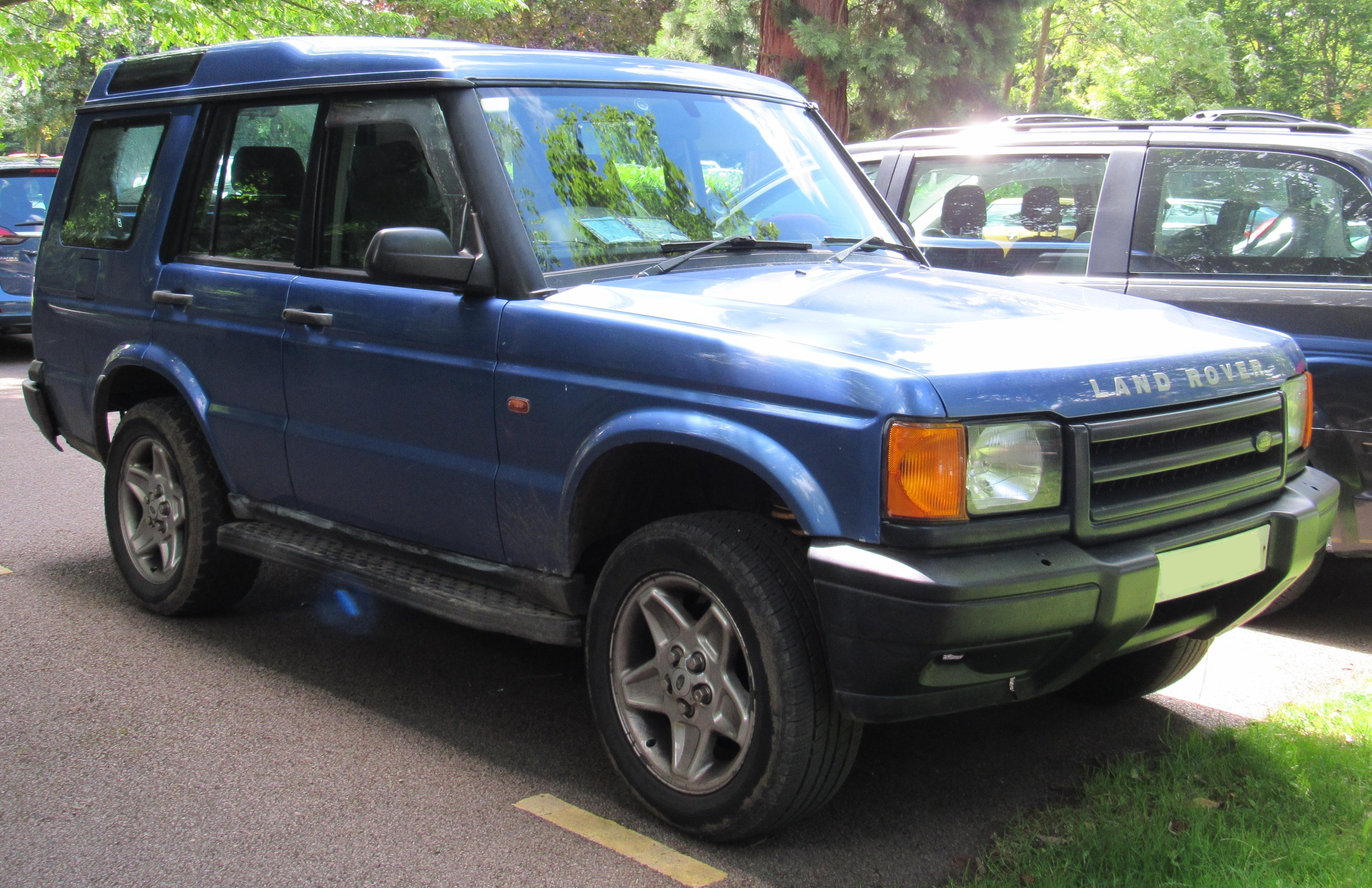 front expedition landrover bumper fun land listings discovery auto rover family landmark silver disco