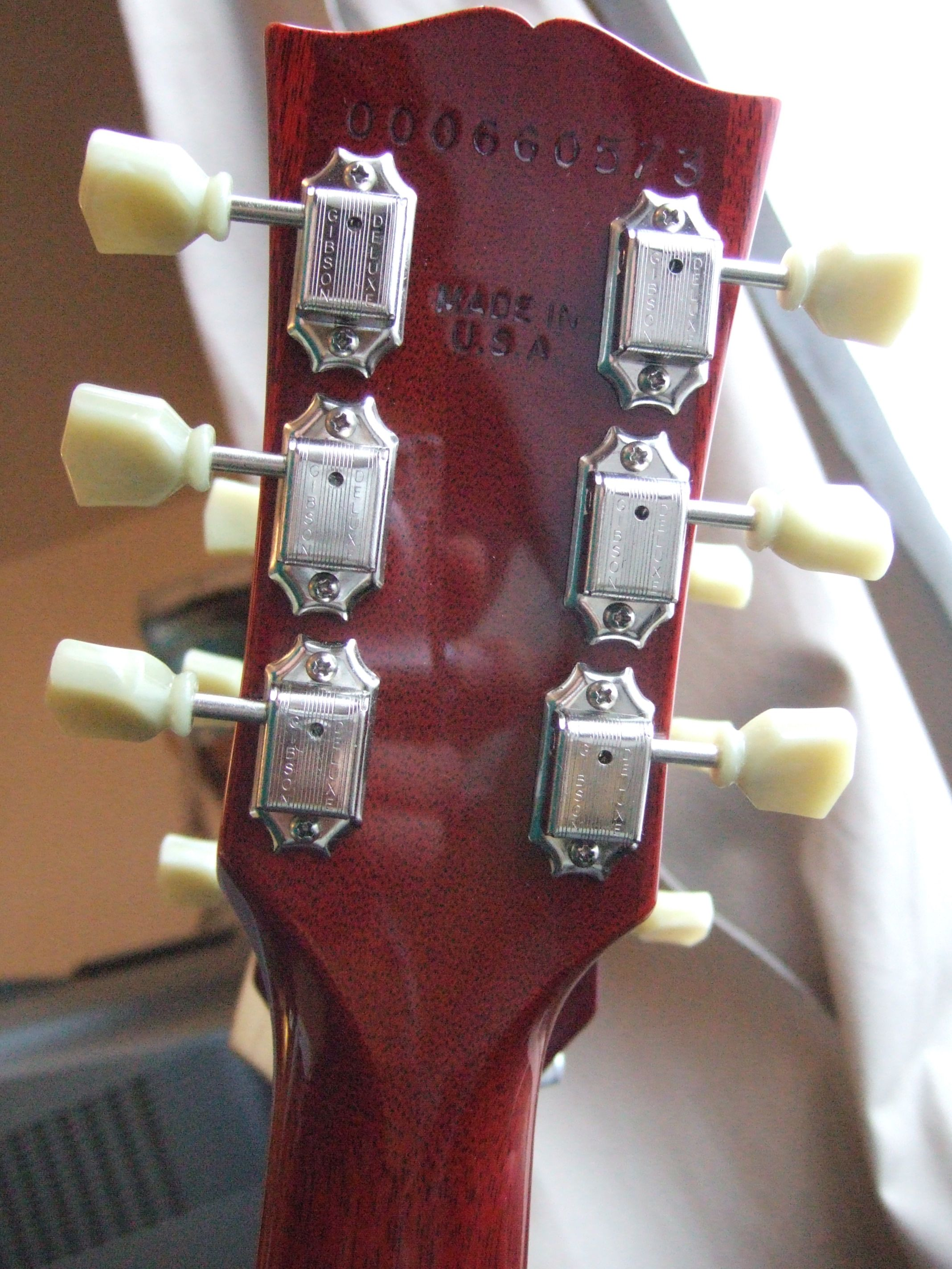 gibson les paul dating serial number