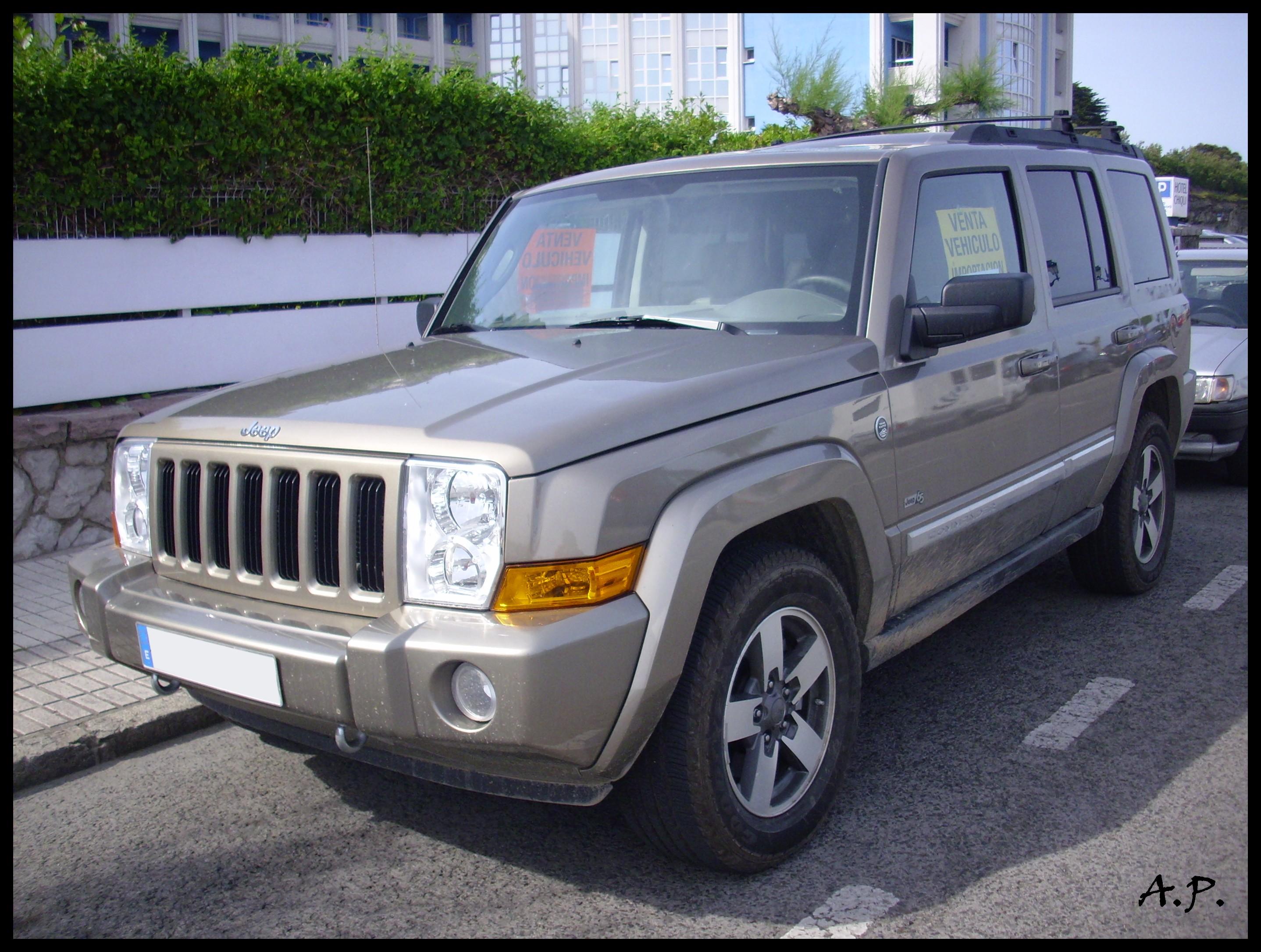 wiki jeep anniversary file commander