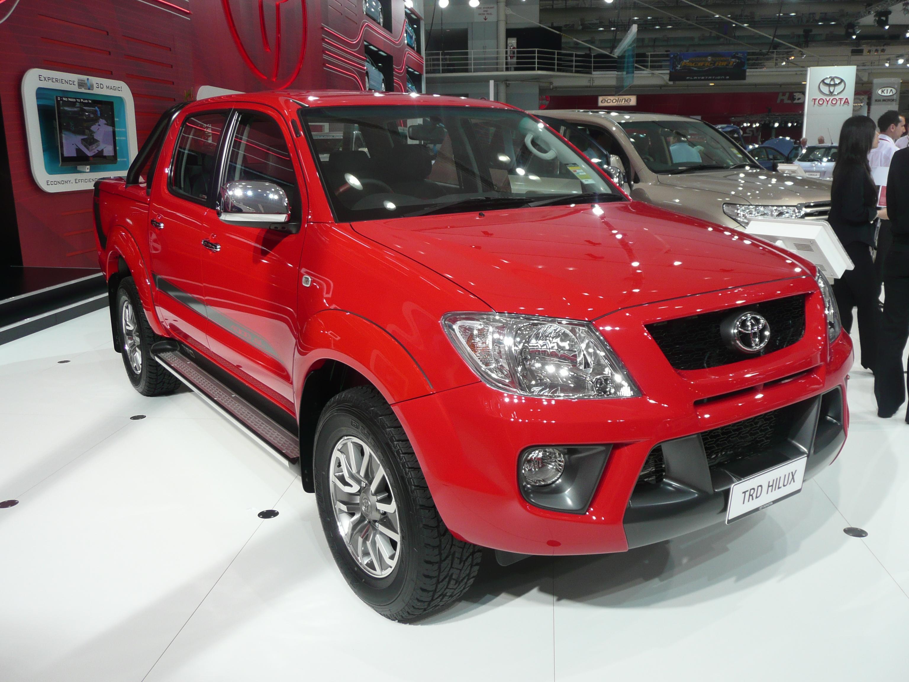 Toyota España lanza la gama 2018 de Toyota Hilux - Worldnews.com