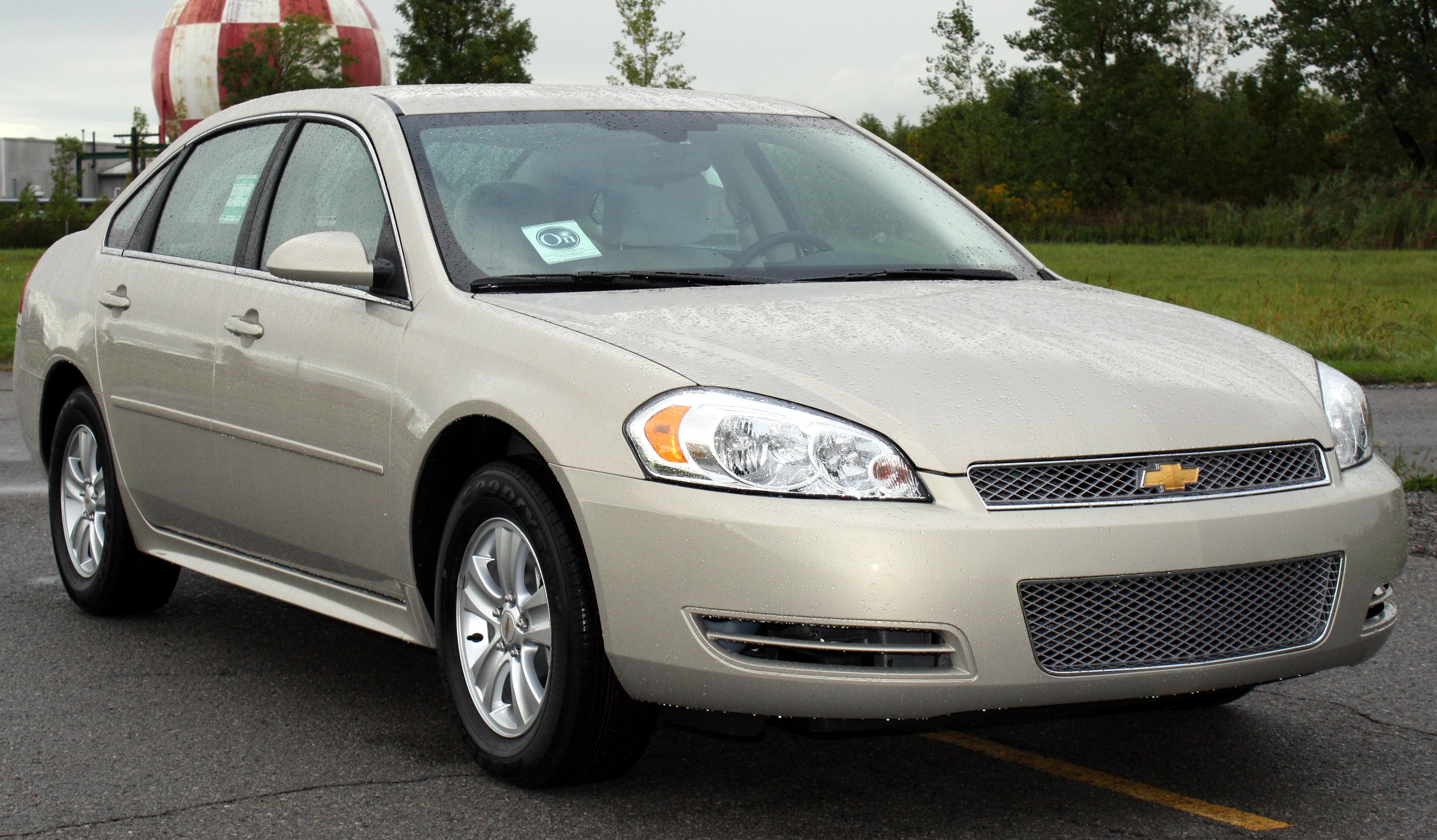 Impala Ss 2013