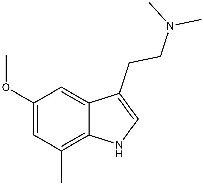 5-Methoxy-7,N,N-trimethyltryptamine - Wikipedia