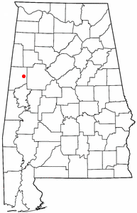 Loko di Gordo, Alabama