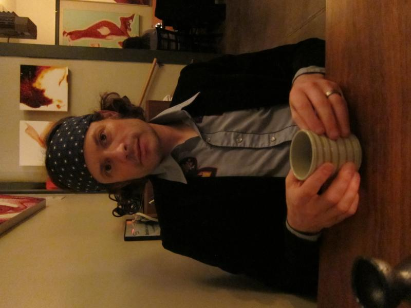 Image of Aaron Huey from Wikidata