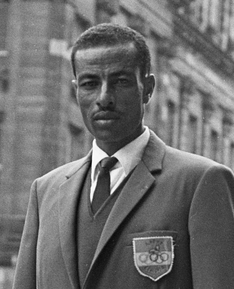 Image illustrative de l'article Abebe Bikila