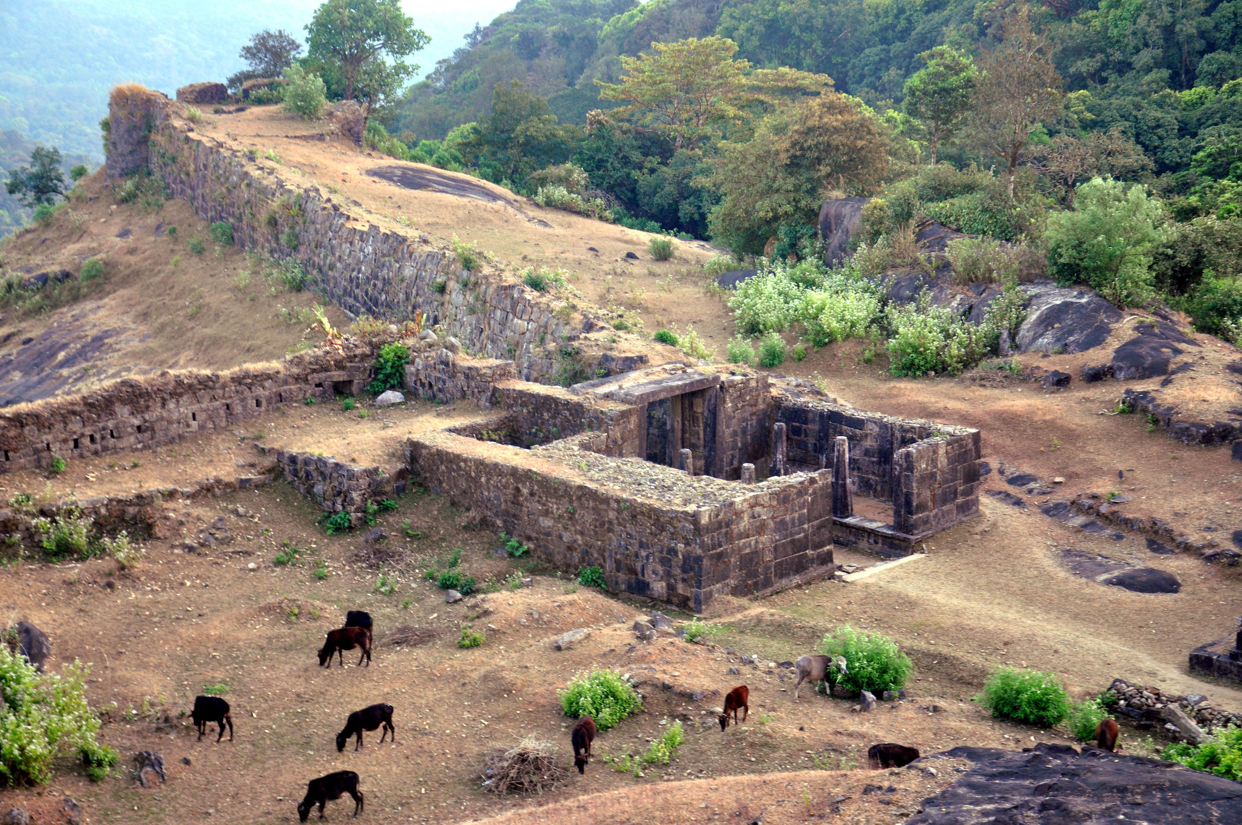 Kavualedurga Fort