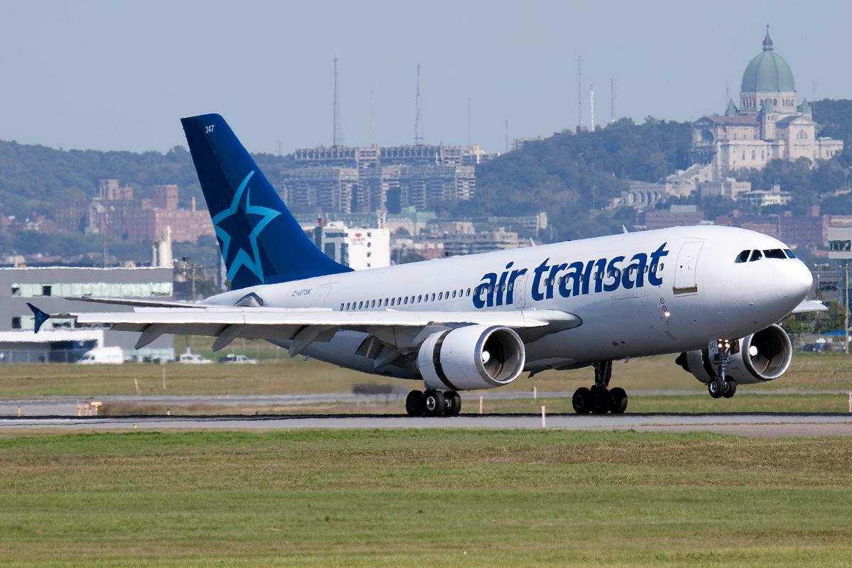 Air Transat Chooses A321neo Aeronautics Online
