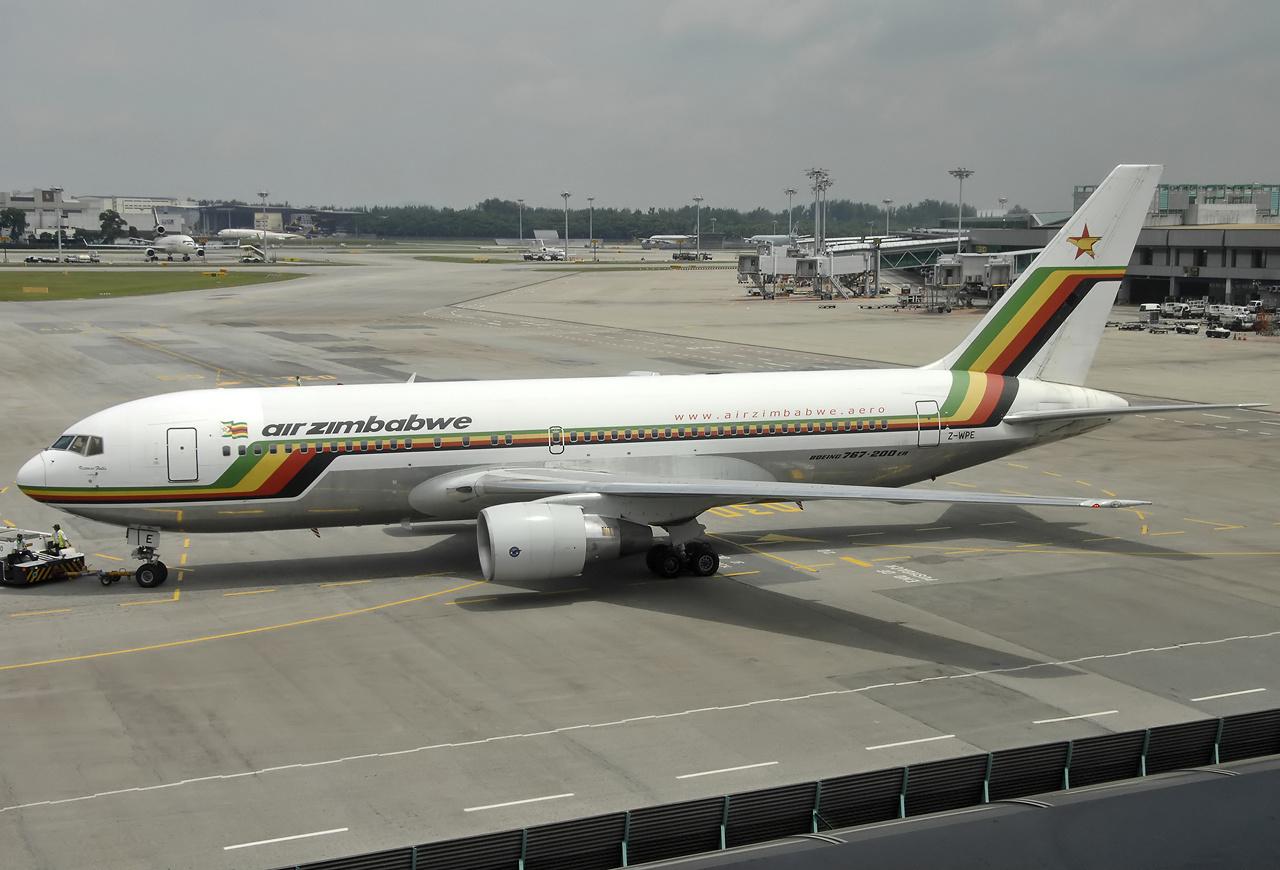 Resultado de imagen para air zimbabwe wiki